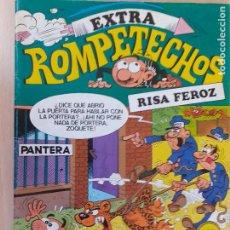 Tebeos: ROMPETECHOS EXTRA Nº 49. RISA FEROZ. BRUGUERA 1984. BUEN ESTADO. Lote 243446865