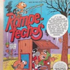 Tebeos: ROMPETECHOS Nº 43. BRUGUERA 1985. Lote 243447325
