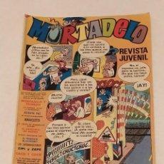 Tebeos: MORTADELO Nº 107 - ED. BRUGUERA - AÑO 1972. Lote 243459125