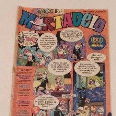 Tebeos: MORTADELO Nº 183 - ED. BRUGUERA - AÑO 1974. Lote 243481375