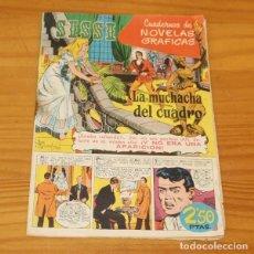 Tebeos: SISSI 46 CUADERNOS DE NOVELAS GRAFICAS. LA MUCHACHA DEL CUADRO, JOSE GONZALEZ, BUYLLA... EDITORIAL B. Lote 243519020