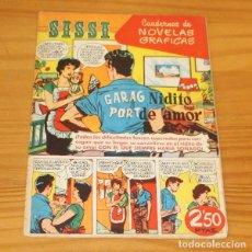 Tebeos: SISSI 47 CUADERNOS DE NOVELAS GRAFICAS. NIDITO DE AMOR, CARRILLO, FRANCISCO BLANES... EDITORIAL BRUG. Lote 243519040
