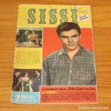 Tebeos: SISSI 115 REVISTA FEMENINA. IÑIGO, ENRIQUE MONTSERRAT, ... EDITORIAL BRUGUERA 1960. Lote 243519175