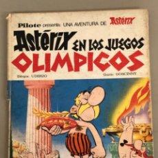 Tebeos: ASTÉRIX EN LOS JUEGOS OLÍMPICOS,R.GOSCINNY-A.UDERZO, ENCUADERNACIÓN CARTONÉ. Lote 243543170