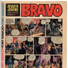 Tebeos: BRAVO Nº 29 (BRUGUERA 1968). Lote 243586055
