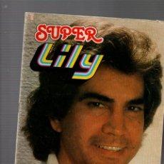 Tebeos: SUPER LILY, Nº 71. POSTER DE MIGUEL BOSE. BRUGUERA, 2 NOVIEMBRE 1981. SUPERLILY. Lote 243607210