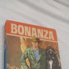 Tebeos: BONANZA EL DESFILADERO SECRETO BRUGUERA 1 EDICION 1965. Lote 243638405