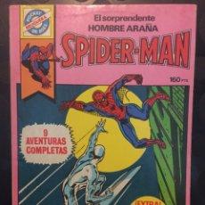 Tebeos: POCKET DE ASES N.6 EL SORPRENDENTE HOMBRE ARAÑA SPIDERMAN ( 1981/1985 ). Lote 243638640