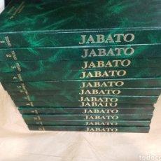 Livros de Banda Desenhada: COLECCIÓN COMPLETA JABATO EDICIÓN HISTÓRICA 12 TOMOS. Lote 243641460