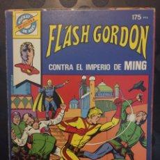 Tebeos: POCKET DE ASES N.14 FLASH GORDON CONTRA EL IMPERIO DE MING ( 1981/1985 ). Lote 243646785