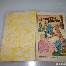 Tebeos: EL TONTO DE SINK-HO.TESORO DE CUENTOS BRUGUERA. Lote 243659970