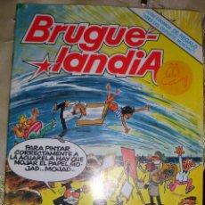 Tebeos: BRUGUELANDIA-Nº 23- COMIC STORY-23 COMPLETO-CUYÁS-CROMOS DADIDOVA-ZICO-COMANECI-ZOFF BRUGUERA-1982. Lote 243745095