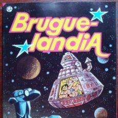 Tebeos: 1982 BRUGUELANDIA -Nº 11 STORY-ROBERTO SEGURA-4 CROMOS FUTBOL-KEEGAN-BONIEK-DAKHELL-VUJOVIC NUEVO. Lote 243745740