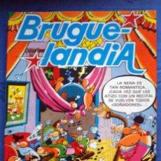 Tebeos: BRUGUELANDIA - Nº 26. COMIC STORY-26 COMPLETO DE ESCOBAR BRUGUERA - 1981 NUEVO. Lote 243758570