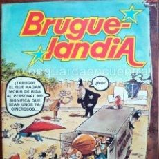 Tebeos: LOTE BRUGUELANDIA 4-5-6-8-11-25 COMIC STORY COMPLETO SEGURA-CAMPOS-CONTI-PENALVA-ESCOBAR 1981-82 BRU. Lote 243759325