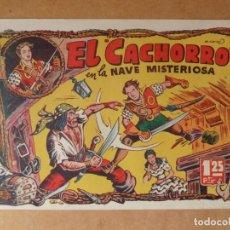 Tebeos: EL CACHORRO Nº 11. ORIGINAL. BRUGUERA. Lote 243806210