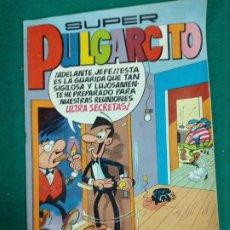 Tebeos: SUPER PULGARCITO Nº 18. EDITORIAL BRUGUERA 1978.. Lote 243809545
