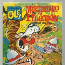 Tebeos: COLECCIÓN OLÉ 64: MORTADELO Y FILEMÓN, 1971, BRUGUERA, PRIMERA EDICIÓN, MUY BUEN ESTADO. Lote 243814150