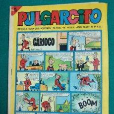 Tebeos: PULGARCITO Nº 1883. EDITORIAL BRUGUERA, JUNIO 1967. Lote 243823545
