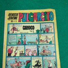 Tebeos: PULGARCITO Nº 1957. EDITORIAL BRUGUERA, NOVIEMBRE 1968. Lote 243824035