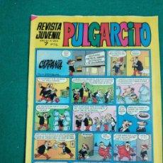 Tebeos: PULGARCITO Nº 2152. EDITORIAL BRUGUERA, AGOSTO 1972. Lote 243826935