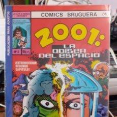 Tebeos: 2001 LA ODICEA DEL ESPACIO NÚMERO 2. Lote 243847420