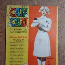 Tebeos: TEBEO CAN CAN DEL AÑO 1959 Nº 86. Lote 243879560