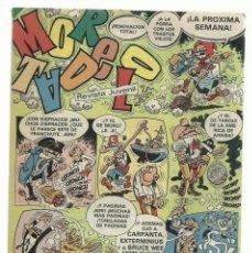 Tebeos: MORTADELO 645, 1983, BRUGUERA, MUY BUEN ESTADO. Lote 243898250