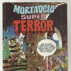 Tebeos: MORTADELO SUPER TERROR, 1975, BRUGUERA, BUEN ESTADO. Lote 243899130