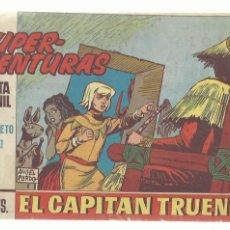 Tebeos: CAPITÁN TRUENO 577, 1967, BRUGUERA, ORIGINAL, BUEN ESTADO. Lote 243900325