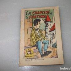 Tebeos: LOS CHANCLOS DE LA FORTUNA,TESORO DE CUENTOS BRUGUERA. Lote 243900855