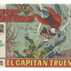 Giornalini: EL CAPITÁN TRUENO 618, 1968, BRUGUERA, ORIGINAL, USADO. Lote 243902480