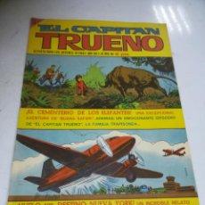 BDs: TEBEO. EL CAPITAN TRUENO. 385. AÑO VIII. EL CEMENTERIO DE LOS ELEFANTES. BRUGUERA. Lote 243967600
