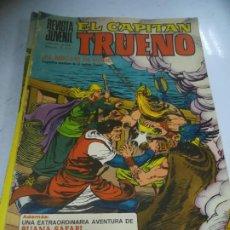 Tebeos: TEBEO. EL CAPITÁN TRUENO. 411. AÑO VIII. AL RESCATE DE SIGRID. BRUGUERA. Lote 243970990