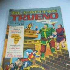 BDs: TEBEO. EL CAPITÁN TRUENO. 350. AÑO VII. LOS LIBERTADORES. BRUGUERA. Lote 243975085