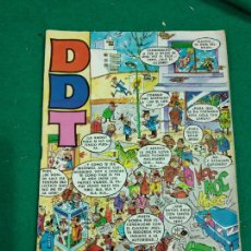 Tebeos: DDT ALMANAQUE PARA 1972. EDITORIAL BRUGUERA.. Lote 243981285