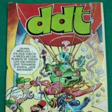Tebeos: DDT EXTRA DE VERANO 1973. Lote 243981810