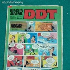 Tebeos: DDT Nº 210. EDITORIAL BRUGUERA.. Lote 243982320