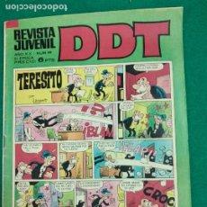 Tebeos: DDT Nº 188. EDITORIAL BRUGUERA.. Lote 243982650