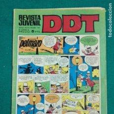 Tebeos: DDT Nº 129. EDITORIAL BRUGUERA.. Lote 243983115