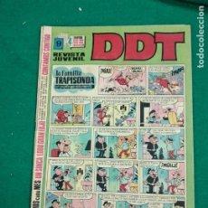 Tebeos: DDT Nº 97. EDITORIAL BRUGUERA.. Lote 243983410