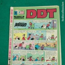 Tebeos: DDT Nº 95. EDITORIAL BRUGUERA.. Lote 243983595