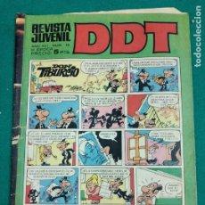 Tebeos: DDT Nº 56. EDITORIAL BRUGUERA.. Lote 243984045
