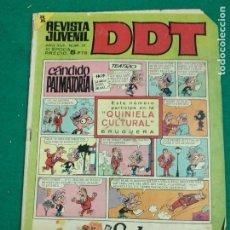 Tebeos: DDT Nº 32. EDITORIAL BRUGUERA.. Lote 243984315