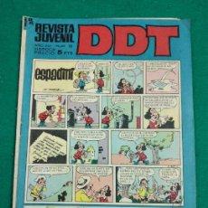 Tebeos: DDT Nº 13. EDITORIAL BRUGUERA.. Lote 243984480