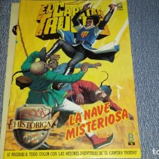 Tebeos: 7 COMICS EDICIONES HISTORICAS 1988 CAPITAN TRUENO, EL HOMBRE ENMASCARADO, EL CORSARIO DE HIERRO. Lote 244015620