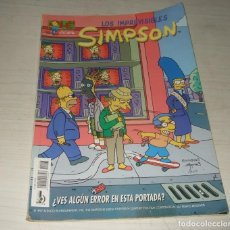 Tebeos: COMIC LOS SIMPSON NUM. 23 DE EDITORIAL BRUGUERA OLE. Lote 244201370