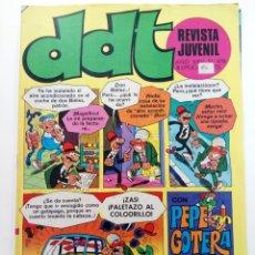 Tebeos: DDT - AÑO XXV Nº 476 III ÉPOCA. Lote 244204590