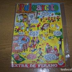 Tebeos: PULGARCITO EXTRA VERANO 1973. Lote 244398930