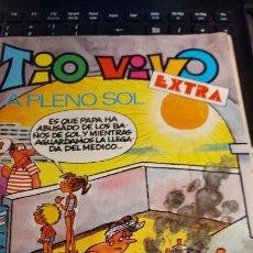 Tebeos: TIO VIVO EXTRA A PLENO SOL. Lote 244433510